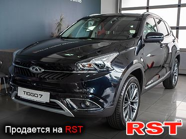 CHERY Tiggo 7 Luxury 2020