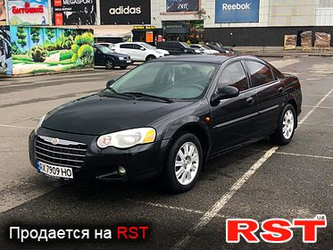 CHRYSLER Sebring , обмен 2004