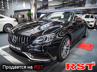 MERCEDES C-Class 63 AMG Cabriolet 2019