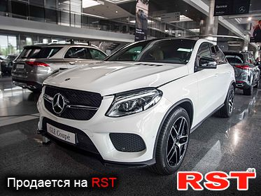 MERCEDES GLE 400 4MATIC Coupe 2018