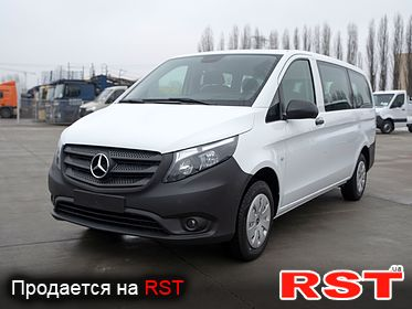 MERCEDES Vito Tourer PRO 114 Long 2020