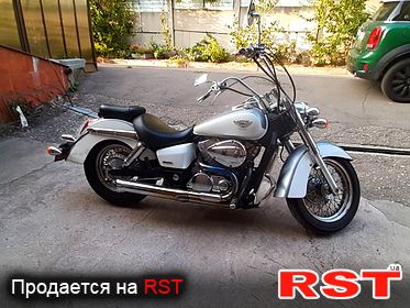 МОТО КРУИЗЁР Honda Shadow 2005