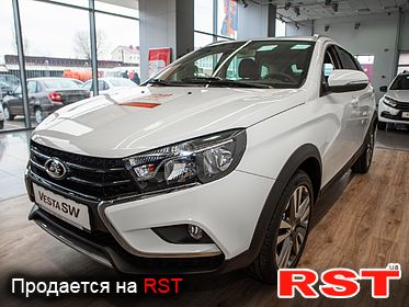 ВАЗ Vesta SW Cross Luxe 2019