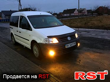 VOLKSWAGEN Caddy  2008